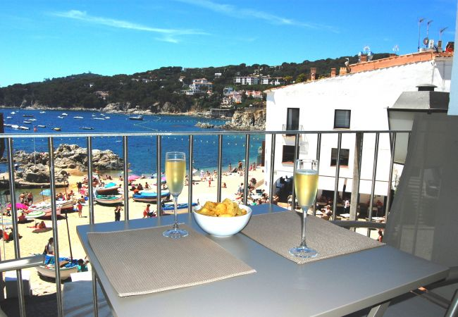 Appartement in Calella de Palafrugell - Appartement Cortey